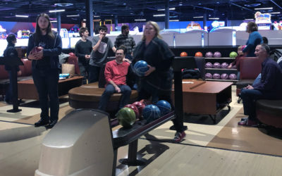 TCS Bowling Night!