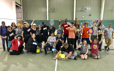 Unlimited Tennis Academy Field Trip – An Ace of a Trip!