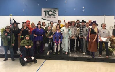 TCS School Halloween Party