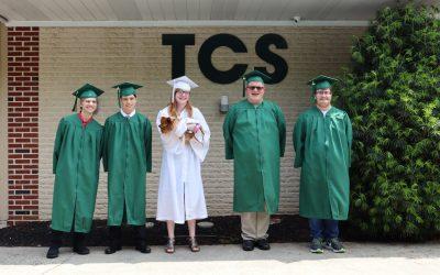 TCS Graduation 2021!